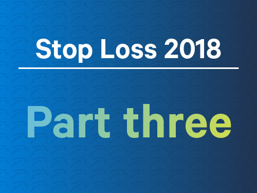 Stop loss in 2018: Part 3